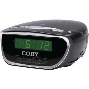 CD Player Alarm Clock